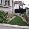 Relooking jardin à Dijon après les travaux d'aménagement