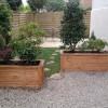 Relooking jardin à Beaune avant les travaux d'aménagement