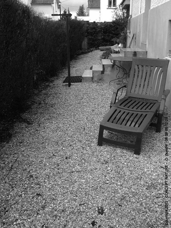 Relooking de jardins de ville terrasse cour et balcon - Terrasse et jardin en ville montpellier ...