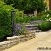 jardin de copropriété à Dijon Côte d'Or