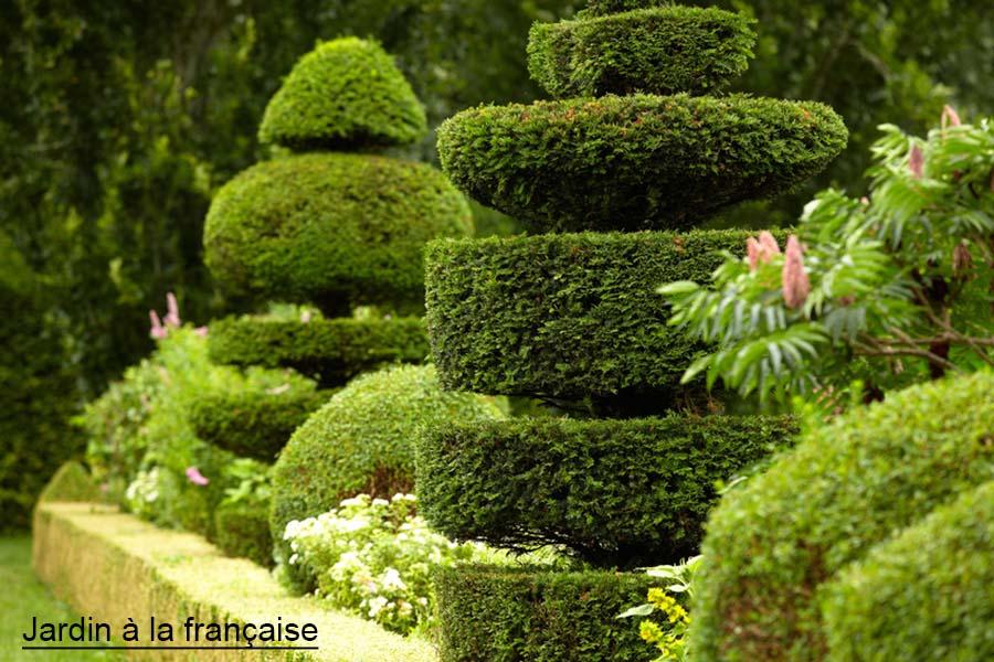 Jardin design zen japonais moderne un jardin pas - Jardin topiaire ...