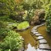 jardin secret à Semur-en-Auxois, secret garden