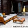 terrasse design et patio moderne