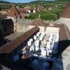 chantier de prestige dans un chateau de Bourgogne